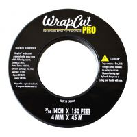 WrapCut Pro Cutting Tape 45 m x 4 mm Folien-Schneideband Wrap Cut